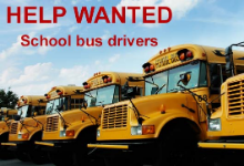 SUB BUS DRIVERS WANTED !!